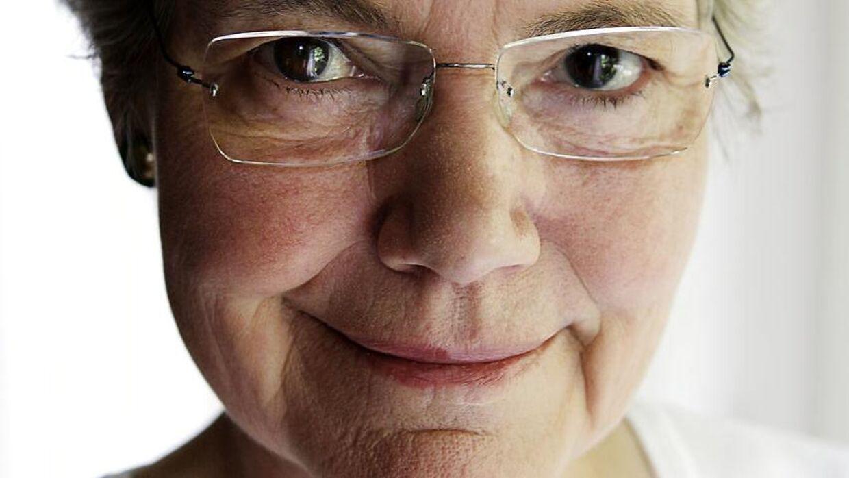 Hanne Reintoft kæmpede allerede i 1969 mod Tjenestemandsreformen. Arkivfoto fra 2007