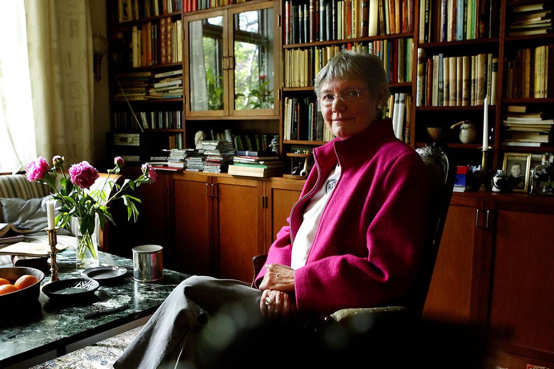 Allerede i 1969 tordnede Hanne Reintoft mod sygeplejerskernes placering i lønhierarkiet blandt offentligt ansatte. Arkivfoto fra 2007