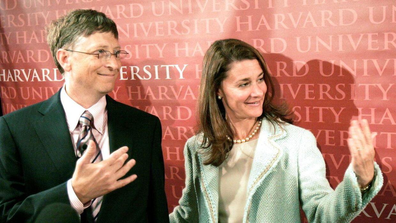 Bill og Melinda Gates er ved at fordele aktiverne.