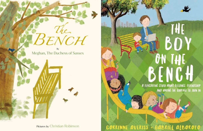 De to bøger. (Foto: Random House/Amazon)