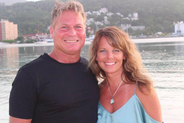 Barry og Suzanne Morphew havde to børn sammen.