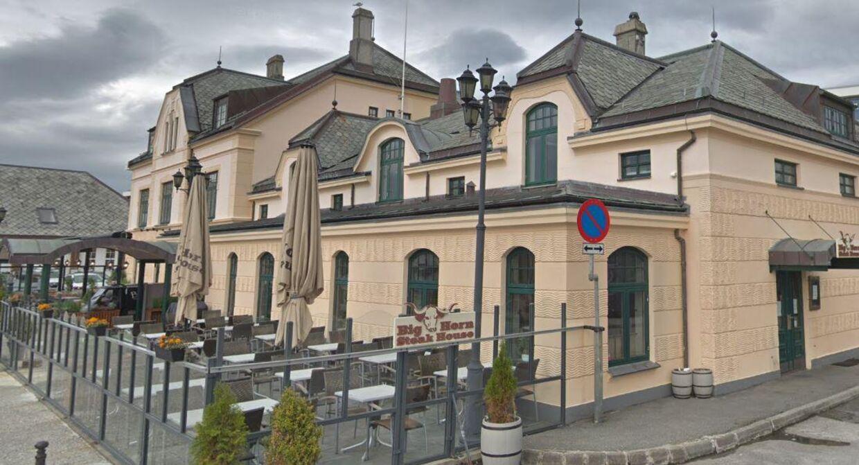 Toldboden ligger i havneområdet i Ålesund.