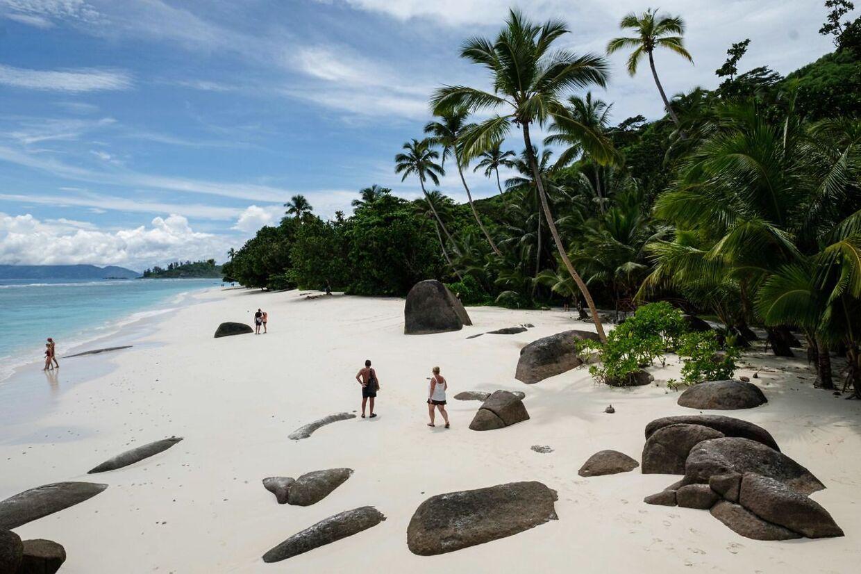 Silhouette Island, Seychellernes tredjestørste ø.