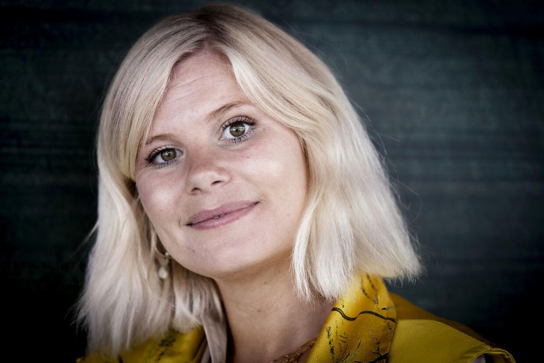 (ARKIV) Sofie Linde i Operaen den 19. august 2020. En debat om sexchikane i den danske mediebranche, som blev startet af tv-værten Sofie Linde, har bredt sig til Christiansborg og resten af samfundet. Det skriver Ritzau, tirsdag den 15. september 2020.. (Foto: liselotte sabroe/Ritzau Scanpix)