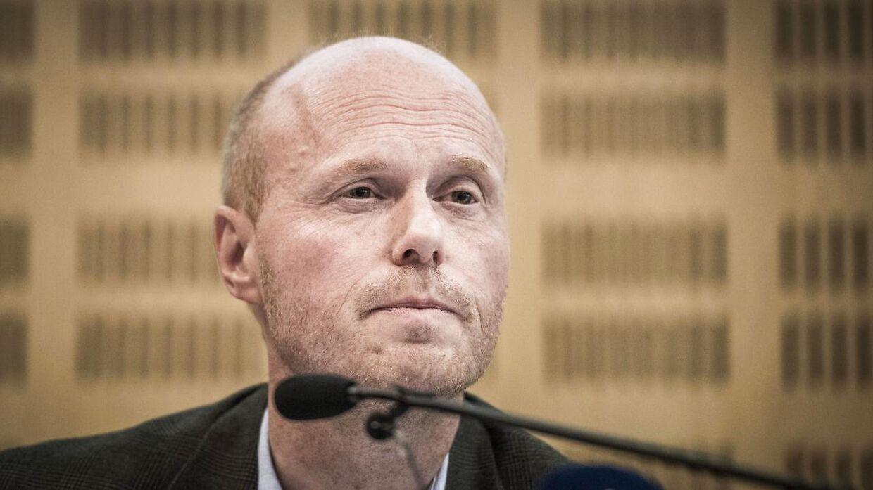 Morten Mølholm Hansen, direktør i Danmarks Idrætsforbund.