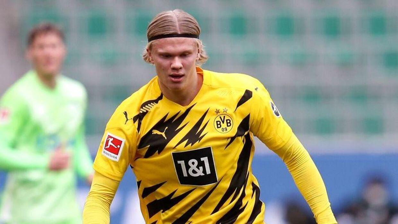 Nordmanden har lavet 25 Bundesliga-mål i indeværende sæson.