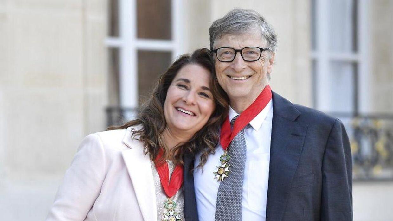 27 år, og så gik den ikke længere for Bill og Melinda Gates, der skal skilles.