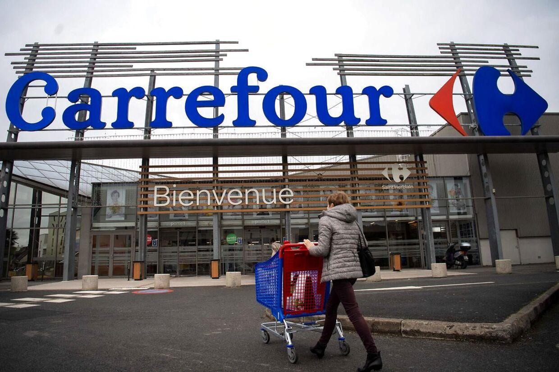 Carrefour er en af verdens største dagligvareaktører