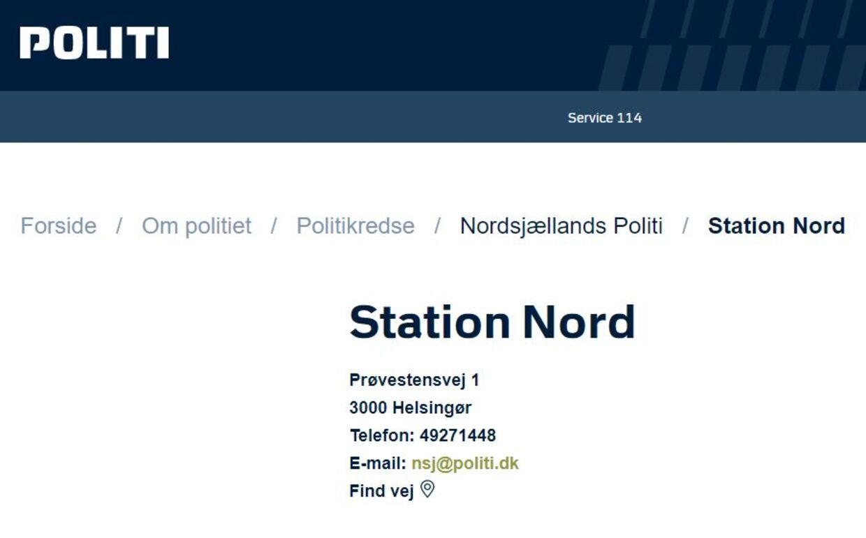 Det var dette nummer, de kriminelle benyttede for at narre Jens Pedersen fra Helsingør.