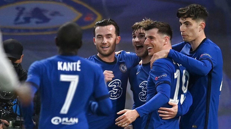 Chelsea er i deres første Champions League-finale siden 2012.