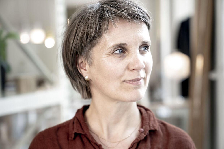 Keramiker Anne Black.