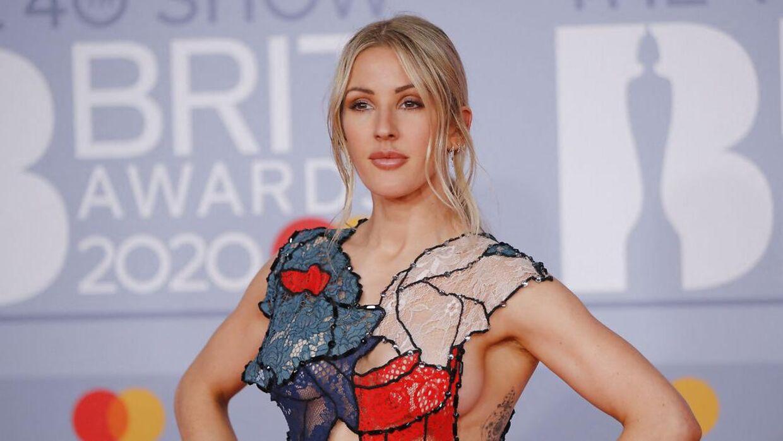 Den britiske sangerinde Ellie Goulding.