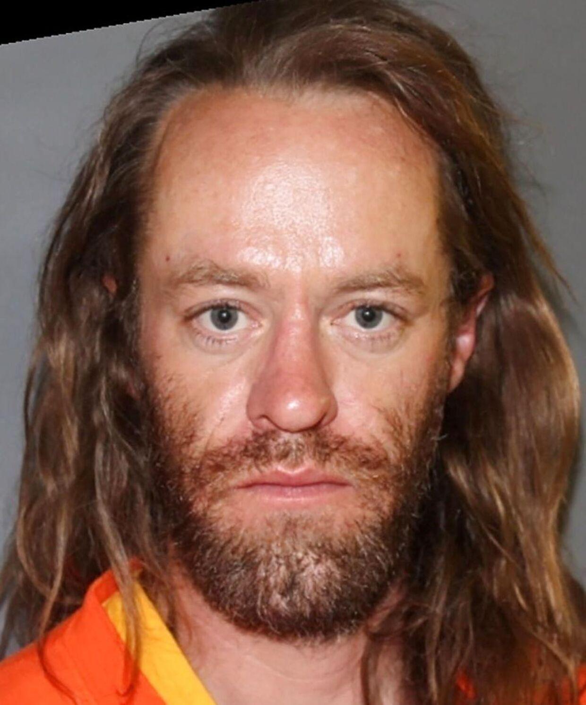 Her ses en af de anholdt i sagen, 35-årige Christopher Royer.