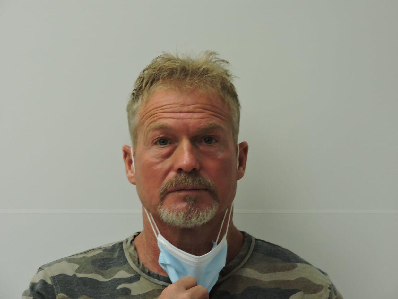 Her ses Barry Morphew, som nu er anholdt i sagen.
