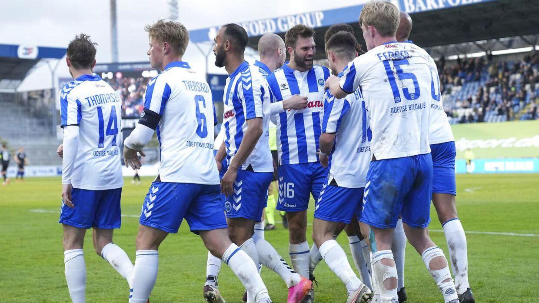 OB slog AaB med 1-0 fredag aften i Superligaen.