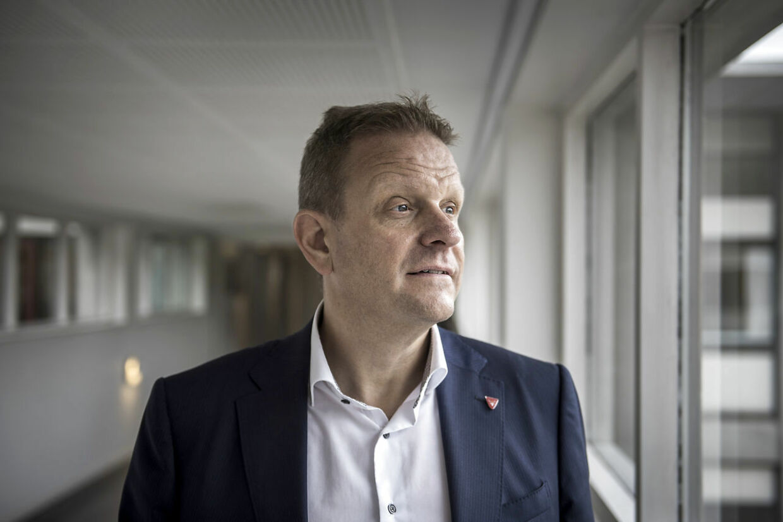 Hørsholms borgmester Morten Slotved (K)