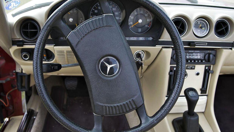 Salg af Mercedes især til virksomheder har gjort Ejner Hessel til bilkonge.