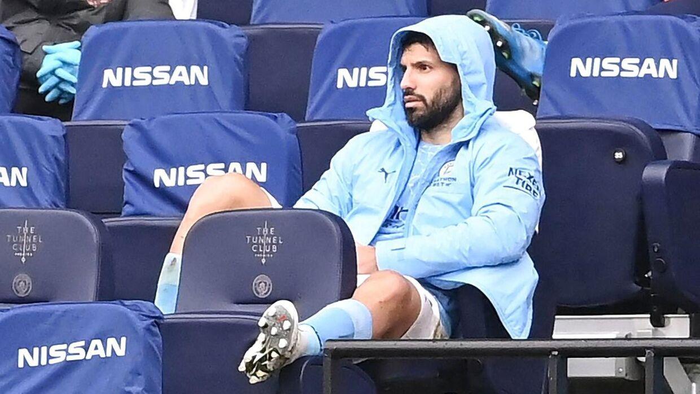 32-årige Sergio Agüero.