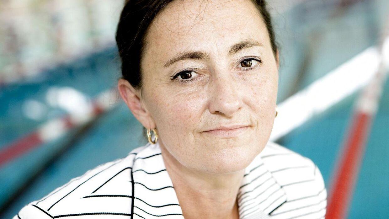 Pia Holmen fortryder én konkret episode fra sin tid i Dansk Svømmeunion.