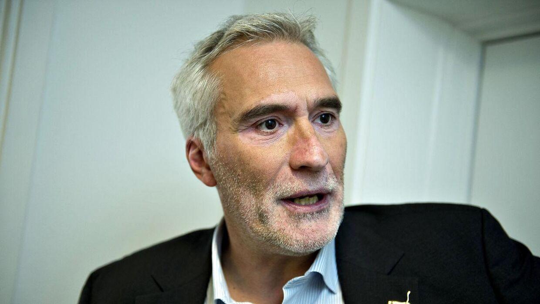 Generalsekretær i Dansk Håndbold Forbund, Morten Stig Christensen.