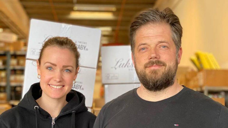 Ann-Louise Christine Aasted og Morten Grabowski Kjær.