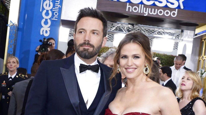 Ben Affleck har tre børn med sin ekskone, Jennifer Garner.