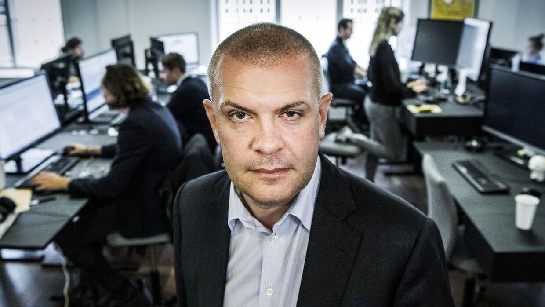 Bjarne Corydon er ansvarshavende chefredaktør og administrerende direktør på dagbladet Børsen.