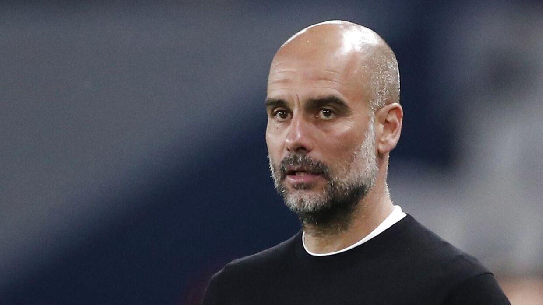 Pep Guardiola henter dermed sit tredje mesterskab med Manchester City.