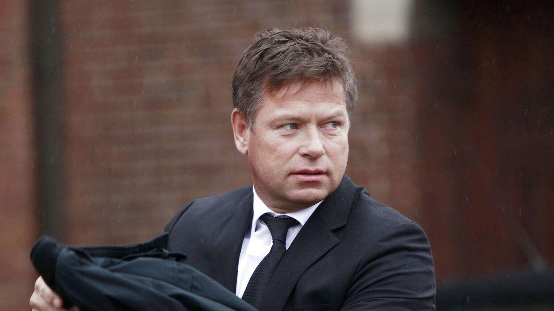 59-årige John Sivebæk fik en usædvanlig hovedrolle i Alex Fergusons hukommelsestræning.