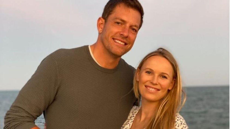 Caroline Wozniacki og David Lee bliver forældre til juni.