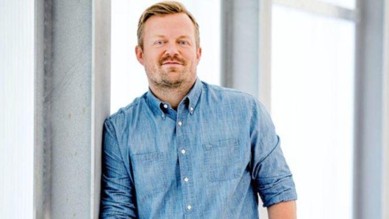 Thomas Bilde. Foto: TV 2