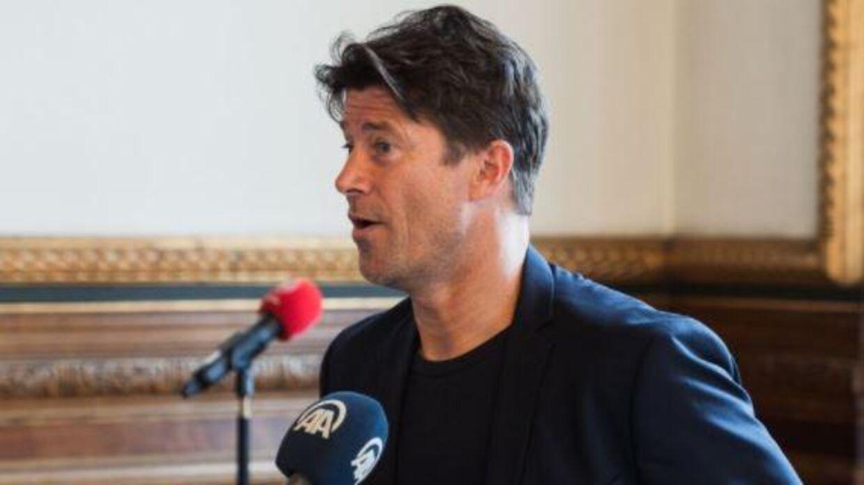 52-årige Brian Laudrup. Foto: Kasper Løjtved.