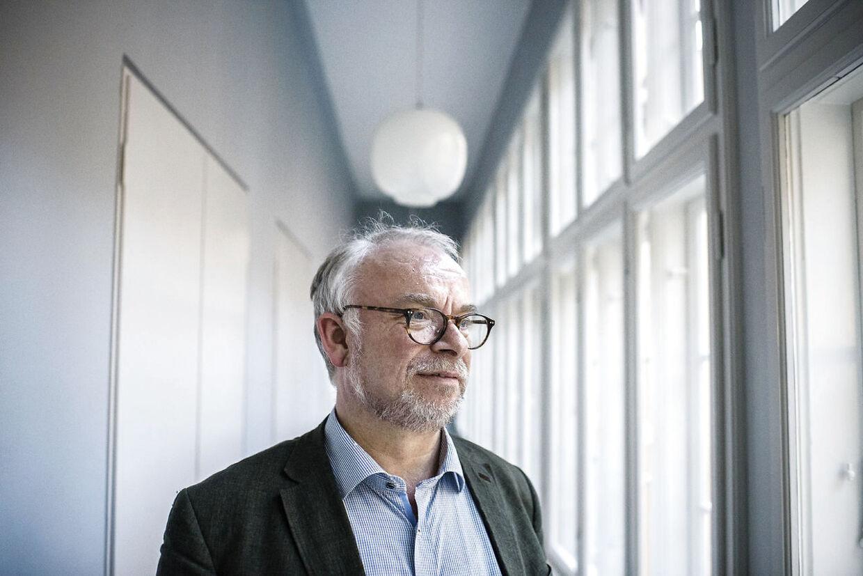 Peter Skov-Jakobsen, biskop i Københavns Stift.