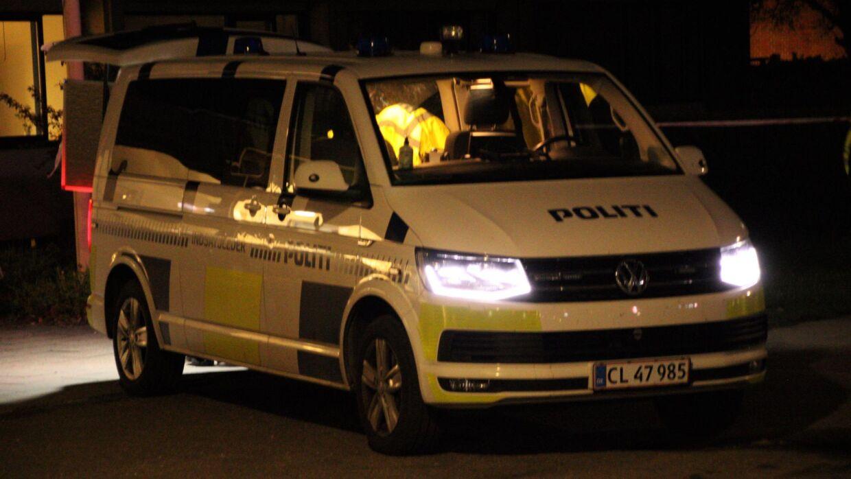Politiet er i gang med en efterforskning på Astervej i Roskilde.