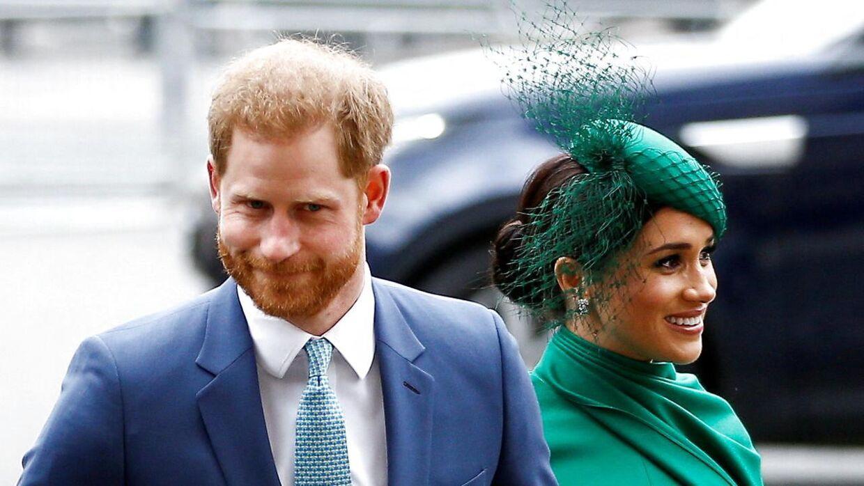 Prins Harry og Meghan, hertug og hertuginde af Sussex