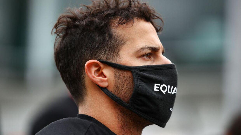 Formel 1-stjernen Daniel Ricciardo