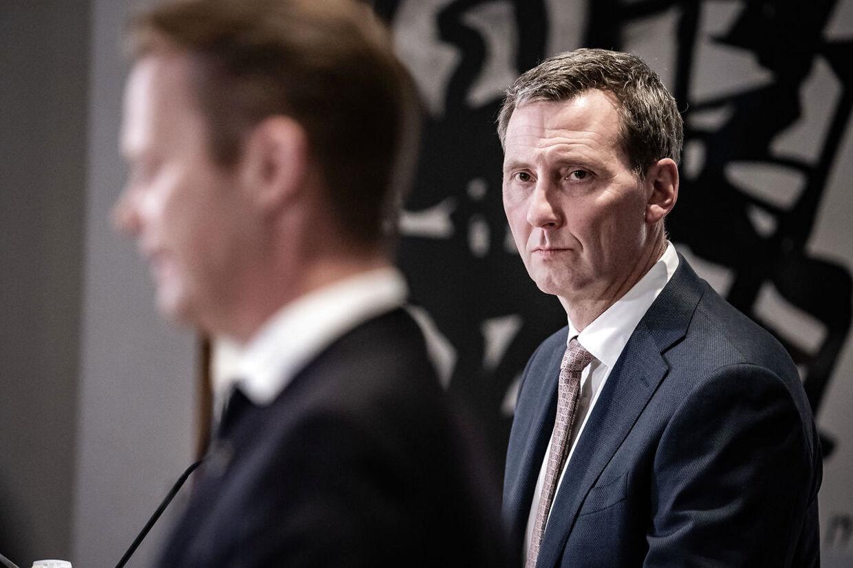 Sagen om de danske syriensbørn har fået de politiske tordenskyer til at samle sig over både udenrigsminister Jeppe Kofod og justitsminister Nick Hækkerup.