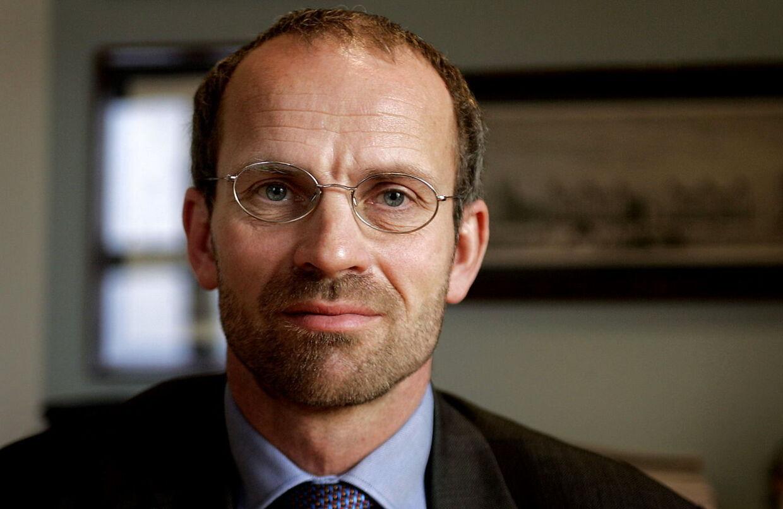 Direktør Jeppe Christiansen, Lønmodtagernes Dyrtidsfond.