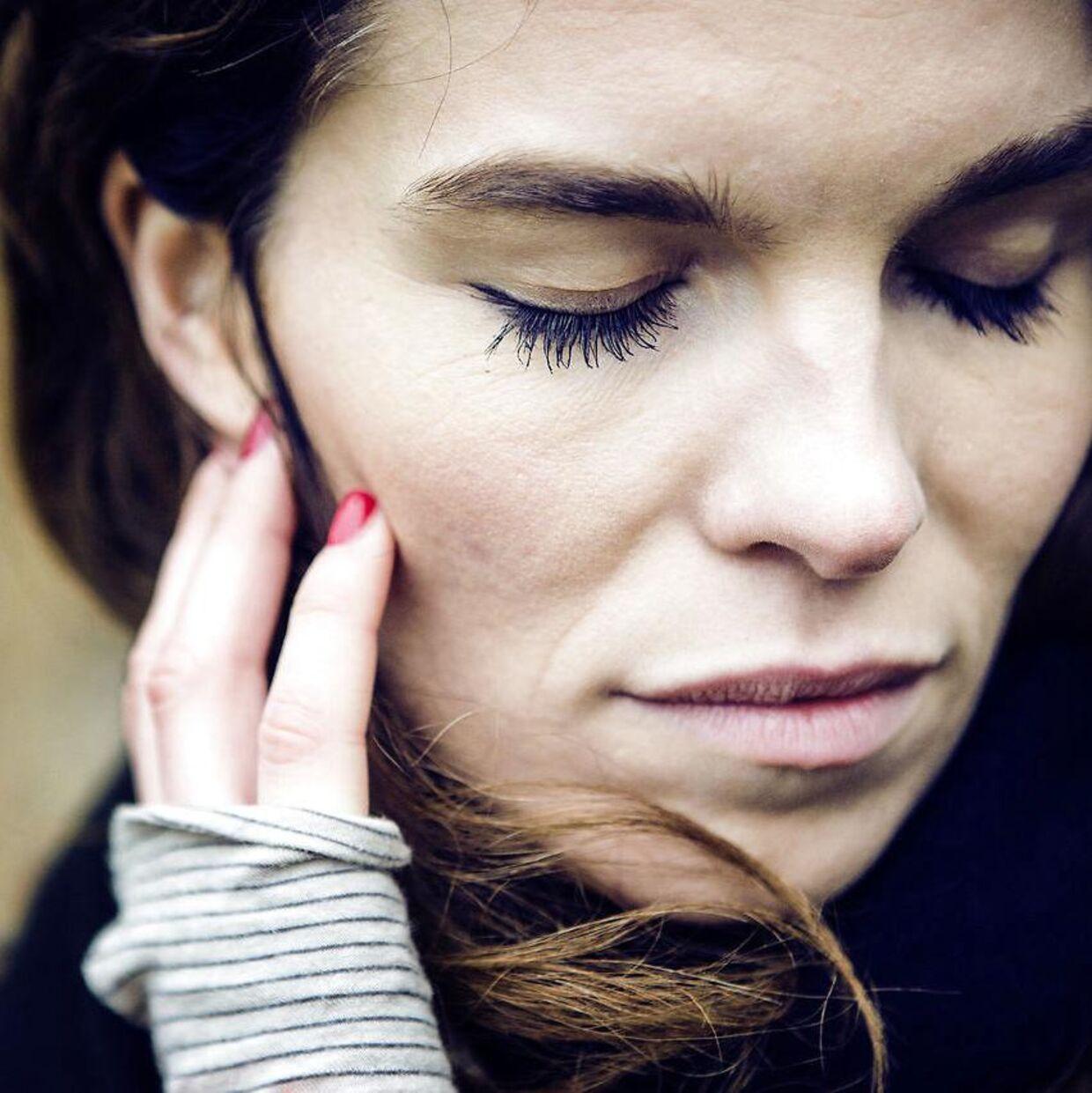 Marie Bach Hansen er i øjeblikket aktuel i TV 2-serien 'Hvide Sande'.