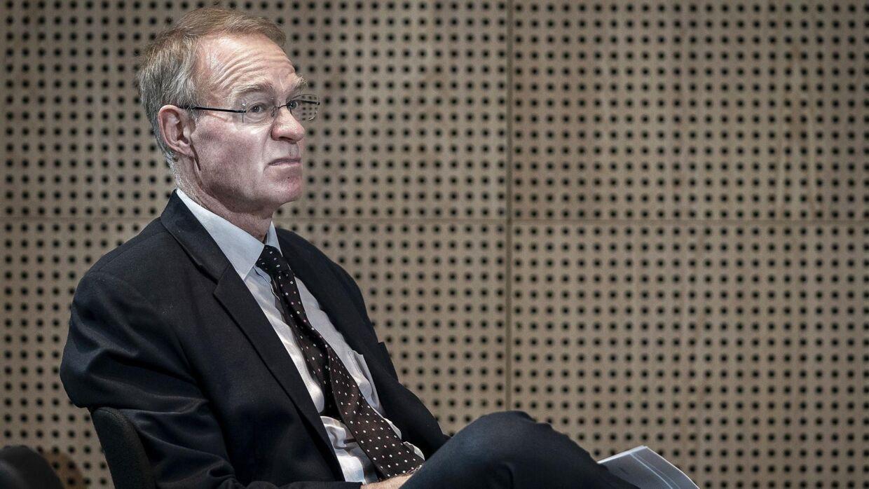 Per Callesen er direktør i Danmarks Nationalbank.