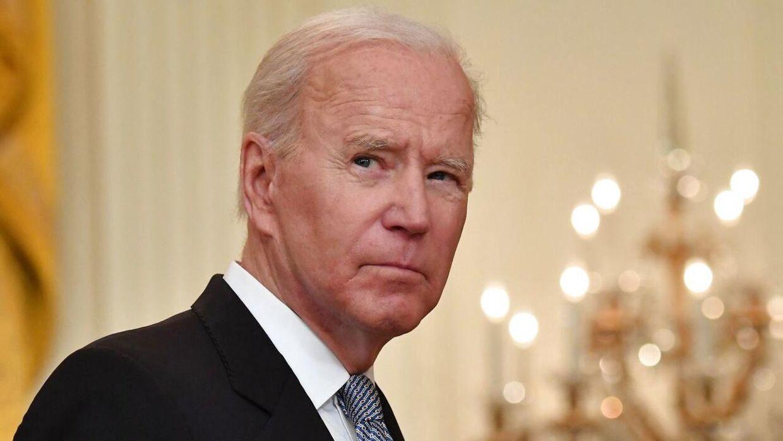 Præsident Joe Biden har givet offentligheden indblik i sine skatteforhold. (Arkivfoto)