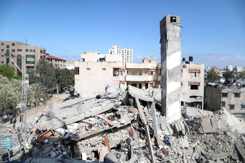 Gaza, 18. maj.