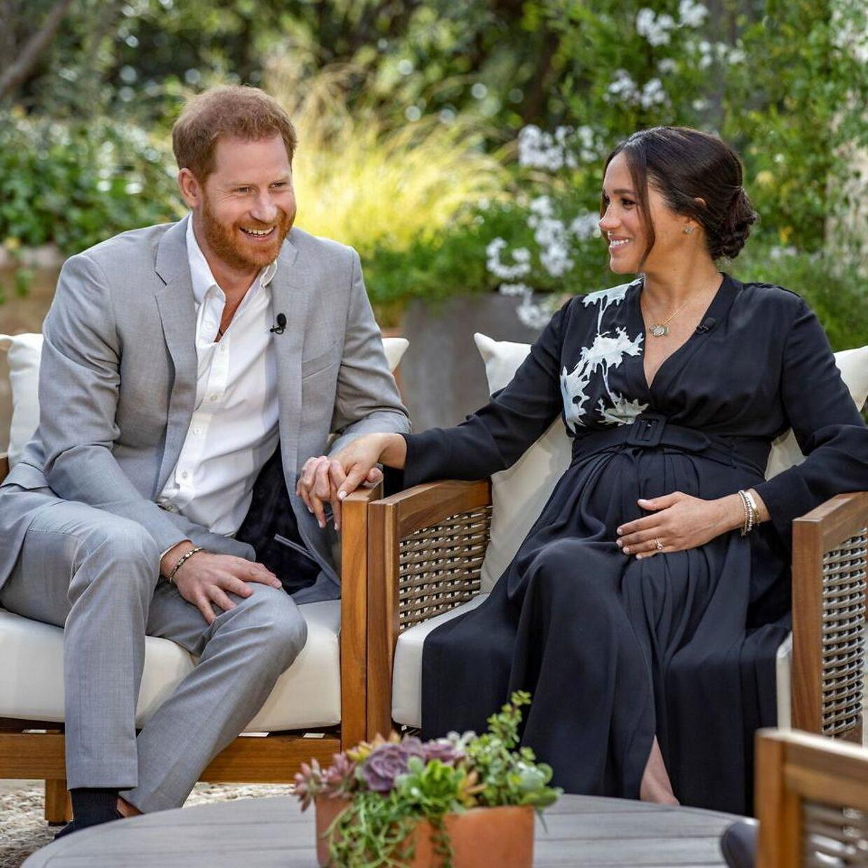 Det er ikke længe siden, prins Harry sidst gav et opsigtsvækkende interview. Her sammen med hustru hertuginde Meghan i den varme stol hos Oprah Winfrey.