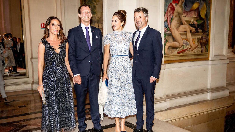 I oktober 2019 var kronprinsparret i Paris for at promovere danske erhvervsinteresser i Frankrig.