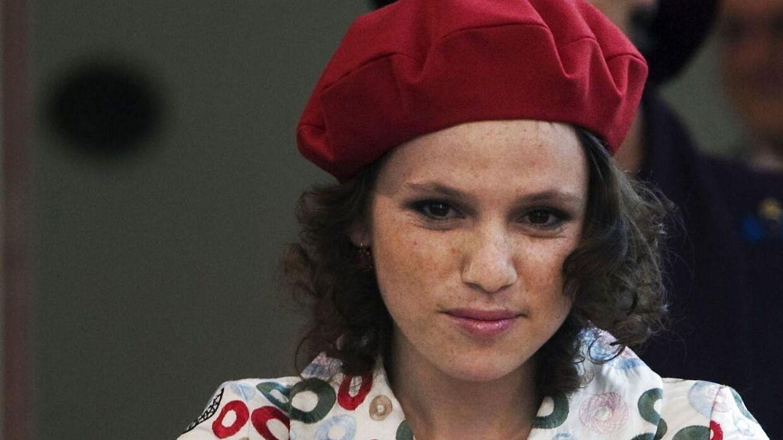 Inés Zorreguieta til prinsesse Arianes barnedåb i 2007.