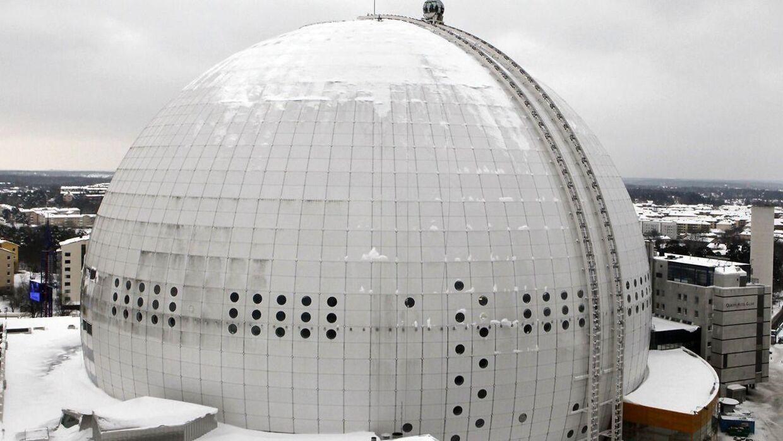 Globen - nu Acivii-arena.