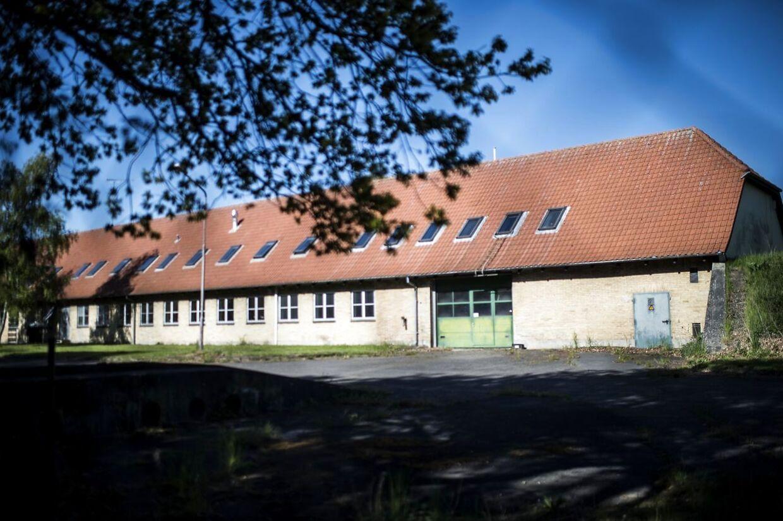 Asylcenter Holmegaard ved Bagenkop på Sydlangeland. Regeringen oplyste onsdag morgen, at det bliver nyt udrejsecenter. Naboerne er alt andet end begejstrede