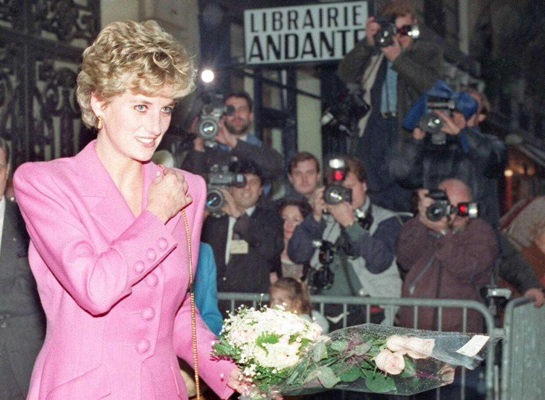 Prinsesse Diana i 1992
