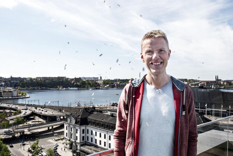 Ole Tøpholm har kommenteret grandprix for DR i ti år.