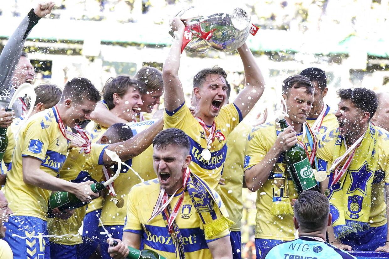 Superligakampen imellem Brøndby IF og FC Nordsjælland på Brøndby Stadion, mandag den 24. maj 2021.